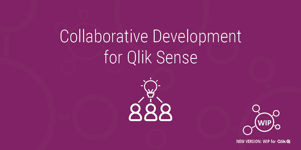 Collaborative Development for Qlik Sense