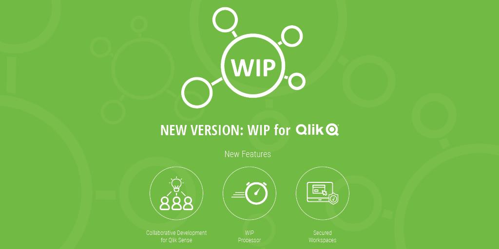 WIP4Qlik November 2019 Release